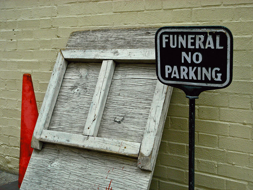 Funeral No Parking, Harlem