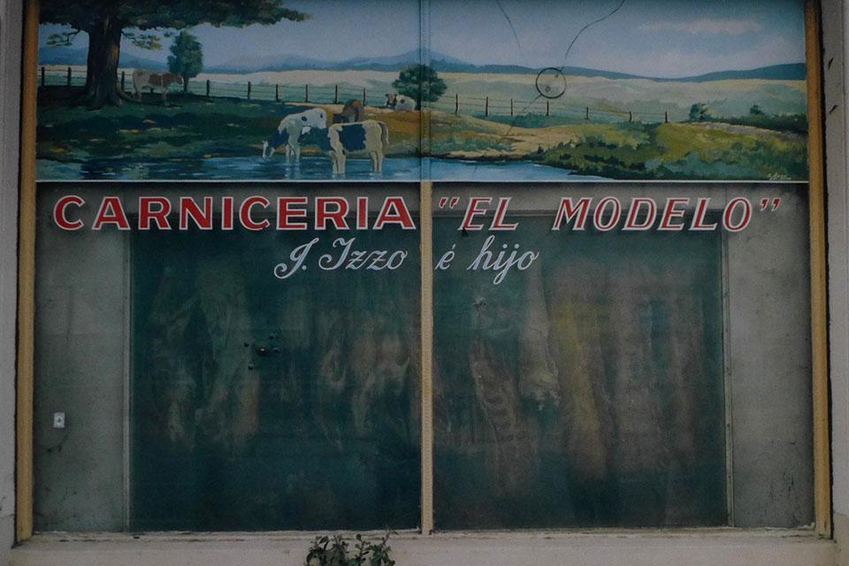 Carnicería, San Telmo