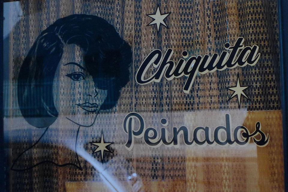Chiquita Peinados