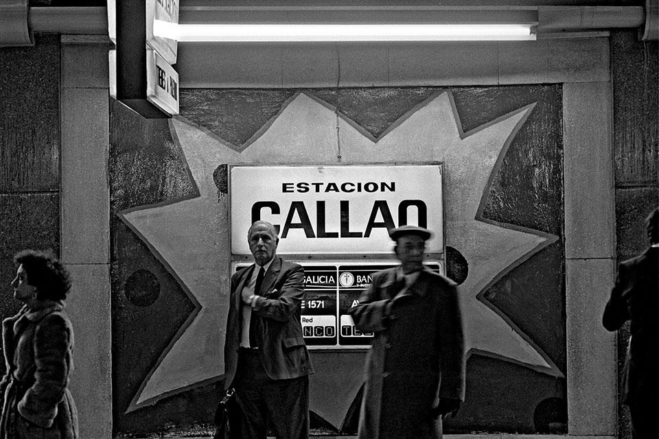 Estación Callao