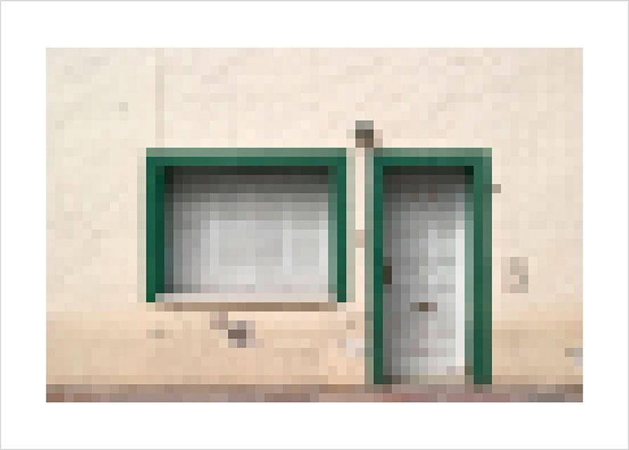 Puerta y ventana, Rawson